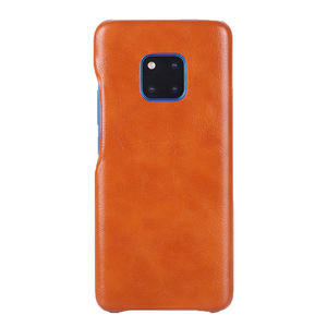 Nieuwe mobiele telefoon shell voor huawi mate 20 pro PU soft leather case cover pouch