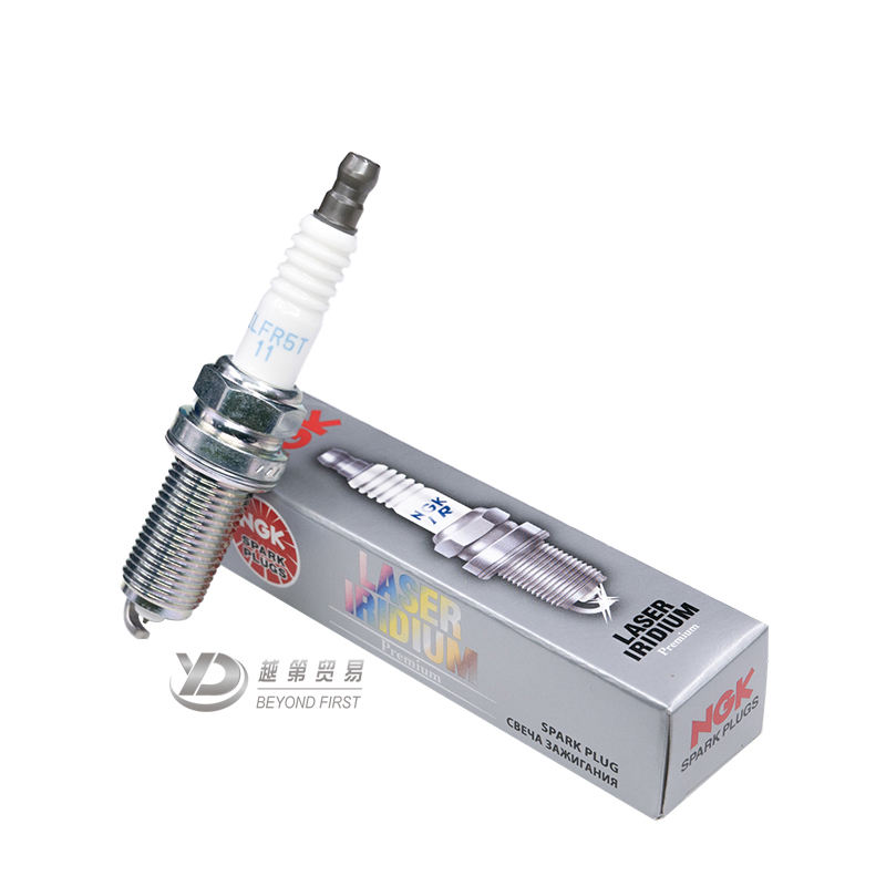 NGK Spark Plug 96779 ILFR5T11 Pack of 4