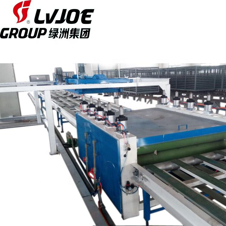 Small Business Ideas Waterproof Automatic Decorative MGO Board Production Line