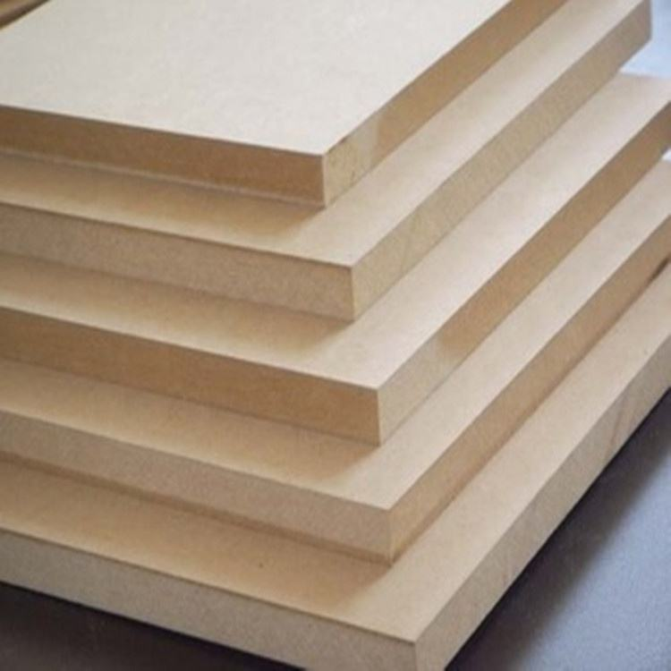 Licht farbe Plain MDF Board/Raw MDF/mdf FSC Canfield China