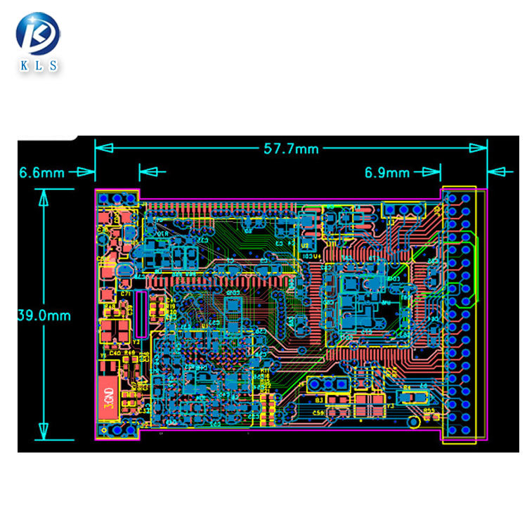 EMS PCBA Manufacturer with PCBA Clone and PCBA Design Layout Service IC and Progarm Decode