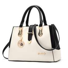 2020 New Fashion PU Leather Lady Handbags Women Tote Bag Leather Satchel Bag