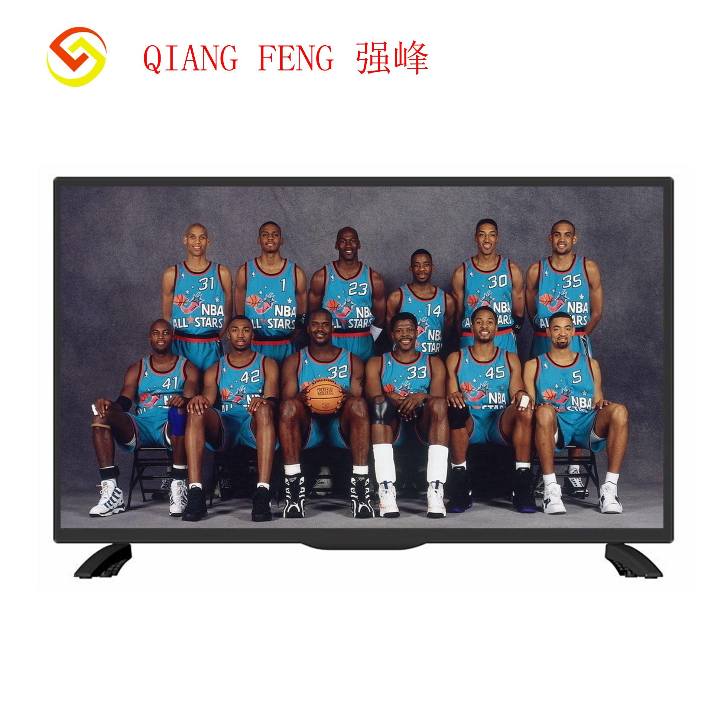 32 بوصة الذكية الروبوت LED TV دون الزجاج نموذج 1080 P HD التلفزيون نموذج جديد الصين معبد الزجاج تلفزيون بشاشة إل سي دي SKD كد