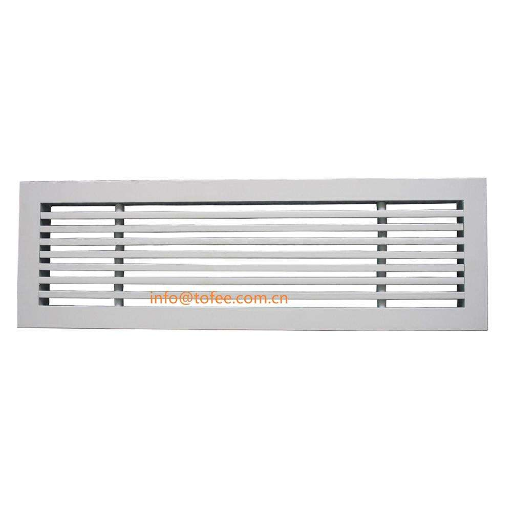 Grado lineal bar aire Grille