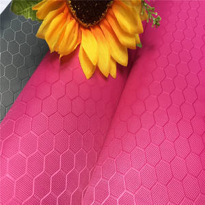 100 polyester pu coating ripstop oxford fabric for backpack bag material
