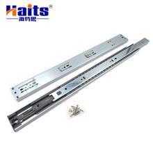 Furniture Slow Motion Ball Bearing Heavy Duty Mepla Kitchen Cabinet Rail Telescopic Channel Soft Close Drawer Slide