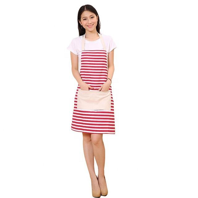 Factory Wholesales Custom Printed Kitchen hot sell apron cook