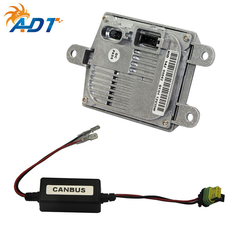 ADT 12V 35W E-mark car OEM headlight HID xenon Ballast Control Unit 83110009044 for navigator wining