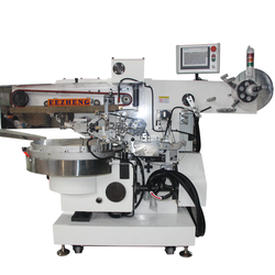 Automatic ball foil wrapping machine