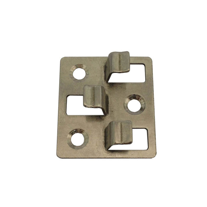 Cheap price stainless steel polished fastening clips for decking
