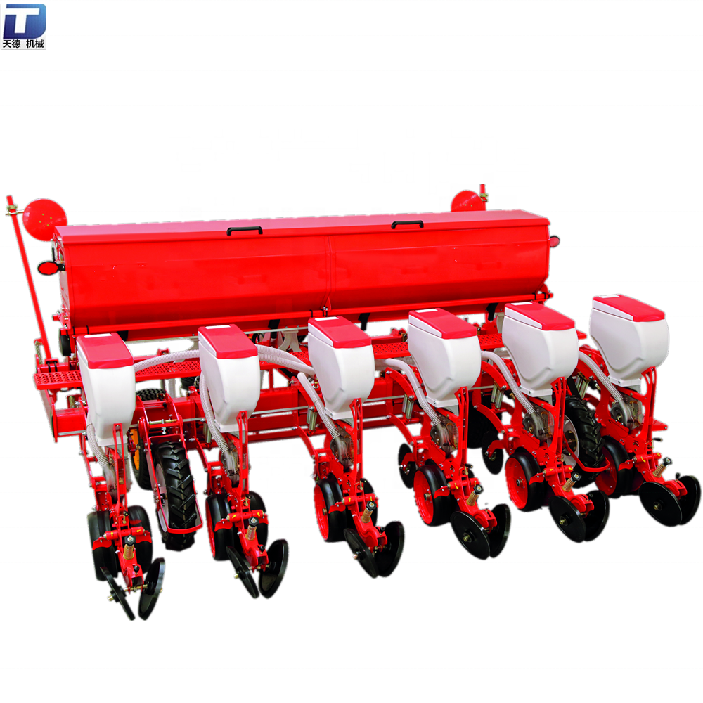 farm machinery equipment pneumatic precise corn seeder planter for sale
