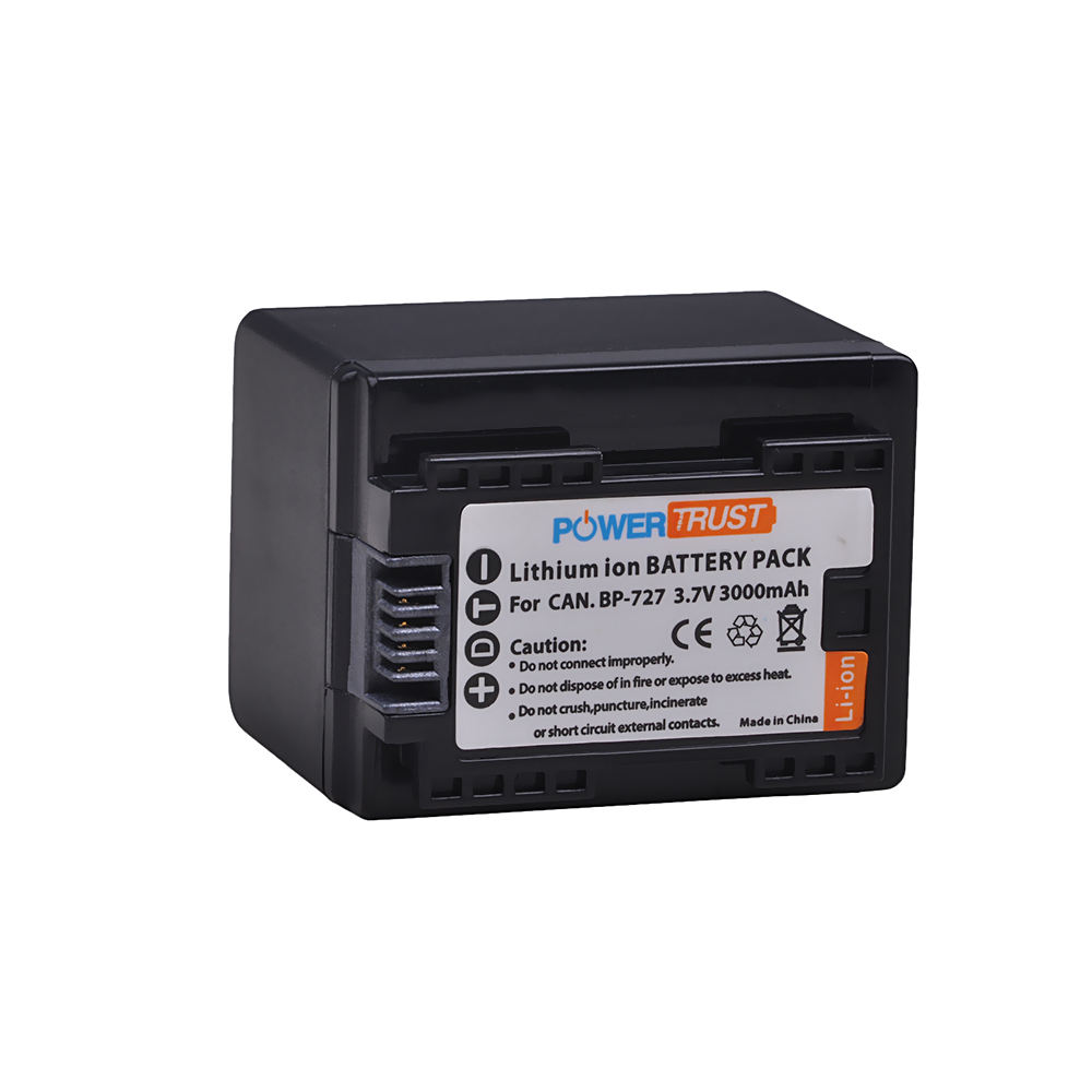 Ixia HF R306 LEGRIA HF R38 Replacement for Canon Camera Battery GAXI Battery for Canon Ixia HF M56 LEGRIA HF R37 LEGRIA HF R36