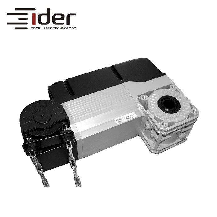Ider industrial residential section door openers, Electronic opening system rolling gate wheel