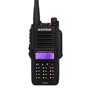 UV9R Upgrade Baofeng UV9R Plus 8W IP67 Tahan Air Dua Cara Radio Dual Band Genggam Walkie Talkie