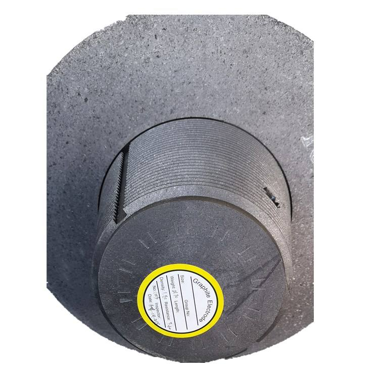 China factory supply quality graphite electrode for metal smelting