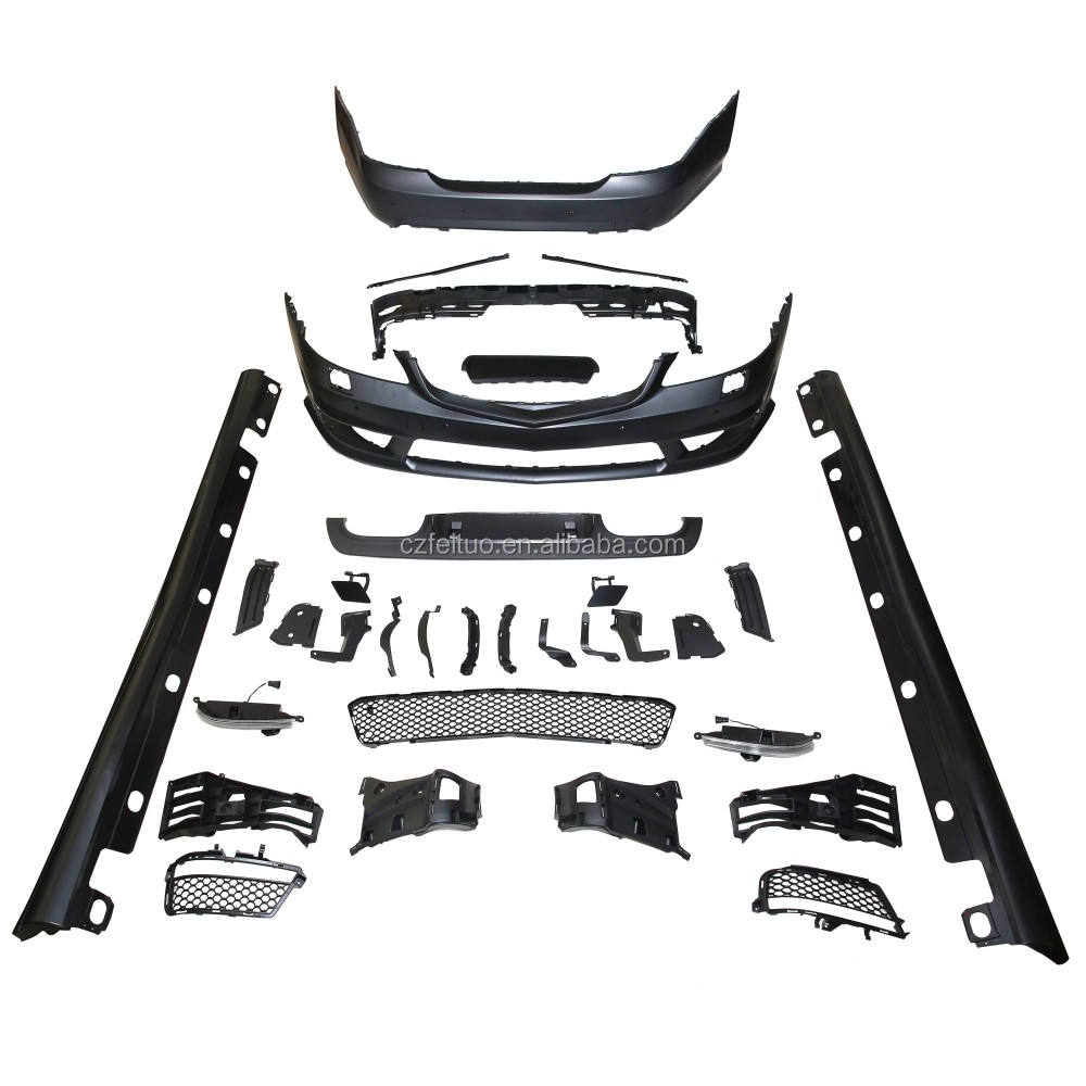 PP material BUMPER S65 amg body kit for MERCEDES BENZ W221