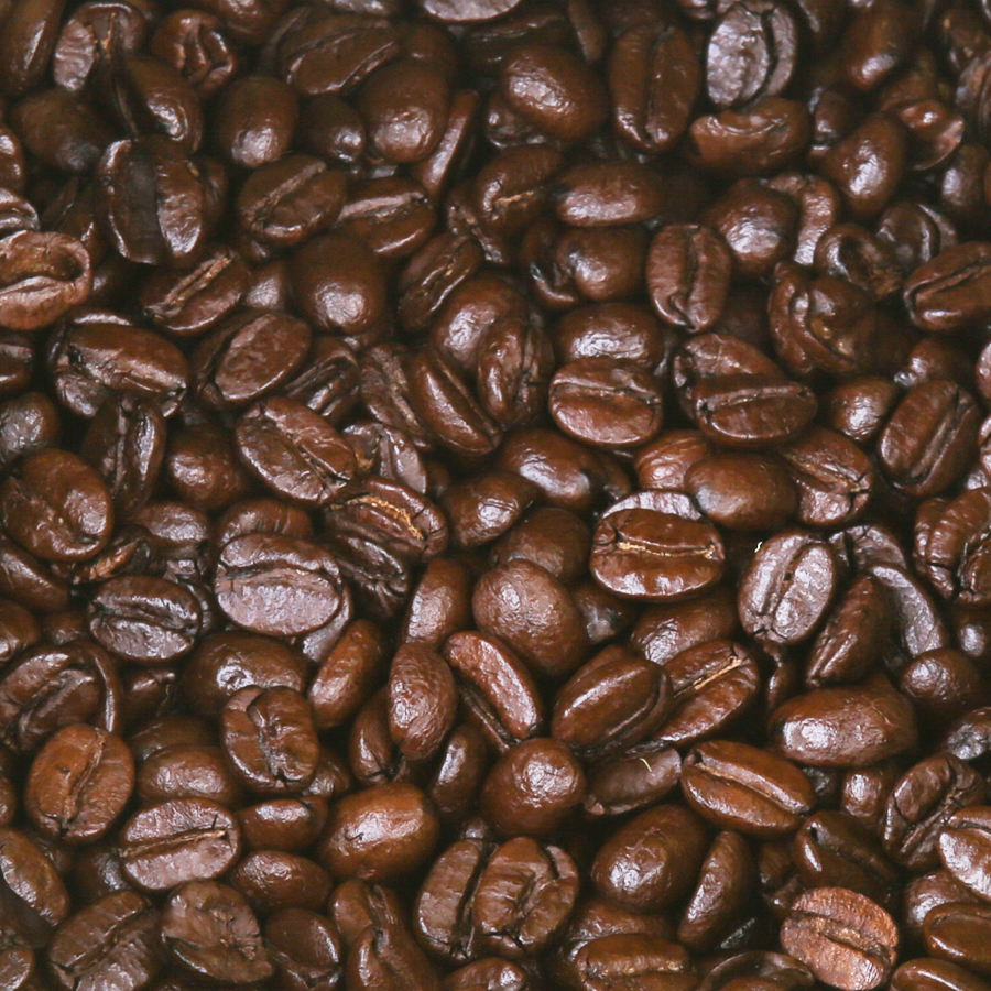 OEM roasted commodity coffee beans arabica roasted coffee