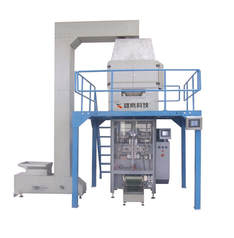 retail packaging and weighing machine cost / types of filling systems