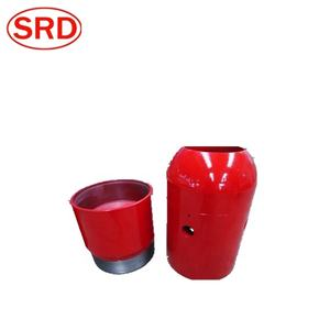 API 5CT Oilwell Casing Red float collar&float shoe