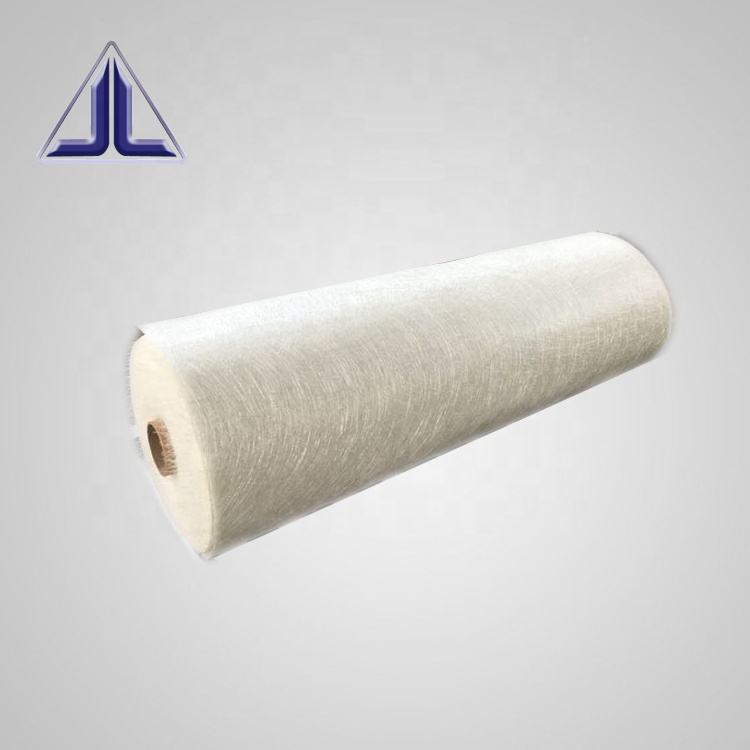 E glass Fiber Powder Bonded Chopped Strand Mat for Hand Lay-up FRP