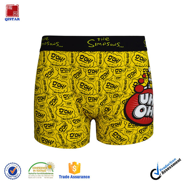 Stylish Nette Printed Mens Boxer Unterwäsche/Baumwolle Teen Jungen Unterwäsche/Mns Unterwäsche Boxershorts