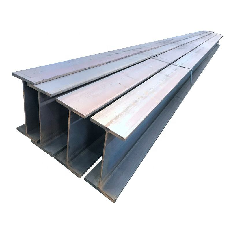 Hot Rolled JIS G3101 SS400 h-beam steel structure rolling h shaped steel beam