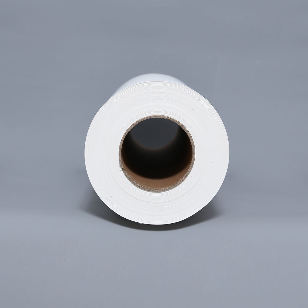 100g adhesive sublimation paper rolls 100m glossy soft heat transfer paper printing