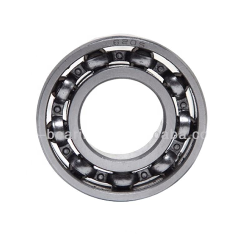High speed 6205 deep groove ball motorcycle wheel bearings