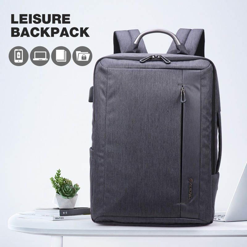2020 aoking business new design custom slim 17 waterproof inch notebook briefcase computer laptop back pack bag backpack bag