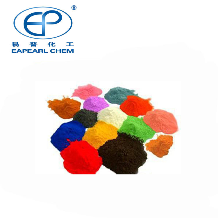 RAL color spray paint electrostatic thermoset epoxy polyester resin aluminium powder coating