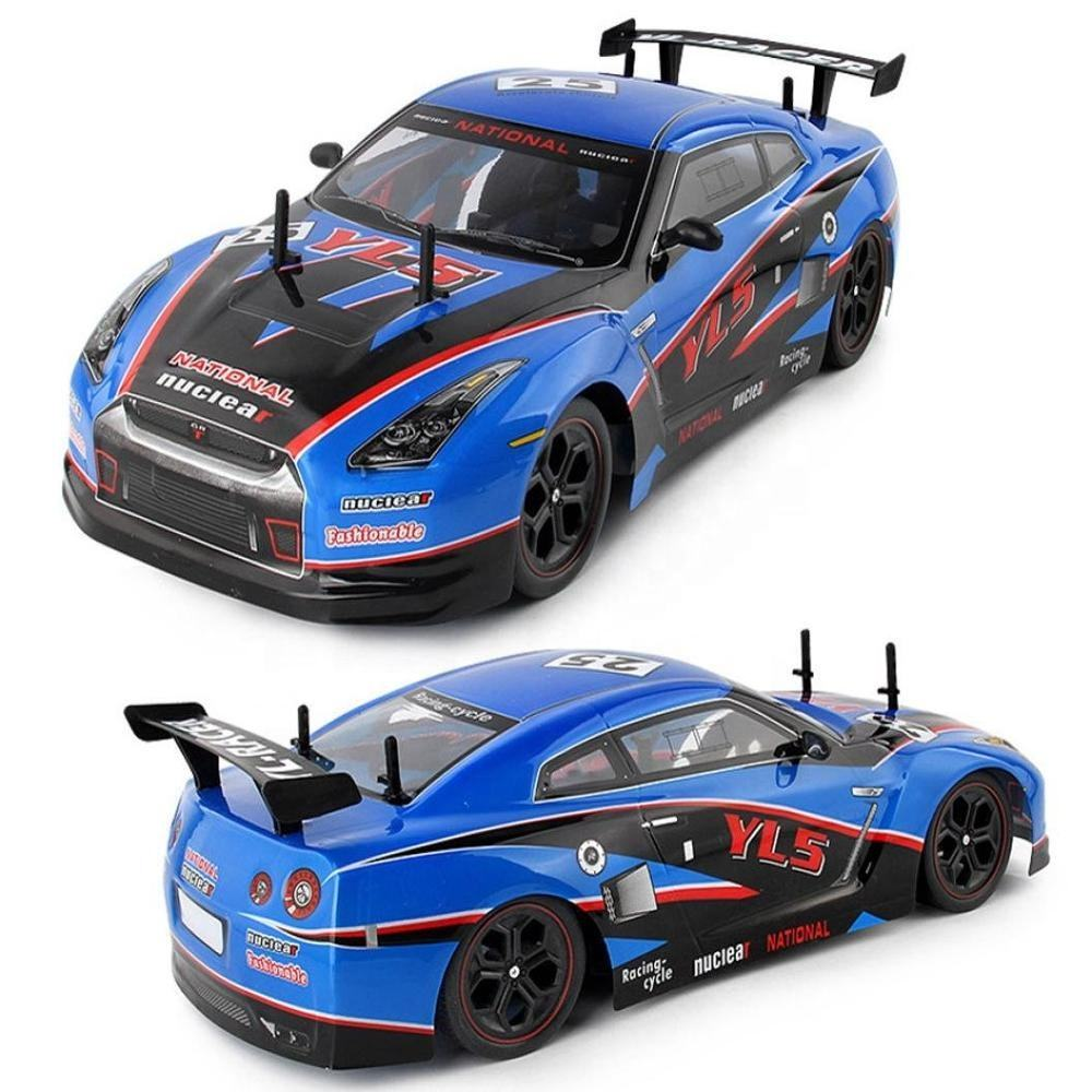 Pletom Remote Control 4WD 1/10 Hign Speed Electric RC Drift Car for the Kids