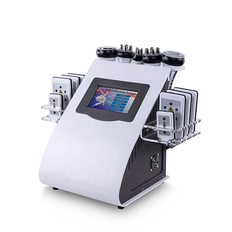 Machine de radiofréquence rf cavitation 5 mhz 40k amincissant la machine/retrait ultrasonique de <span class=keywords><strong>graisse</strong></span> de cavitation