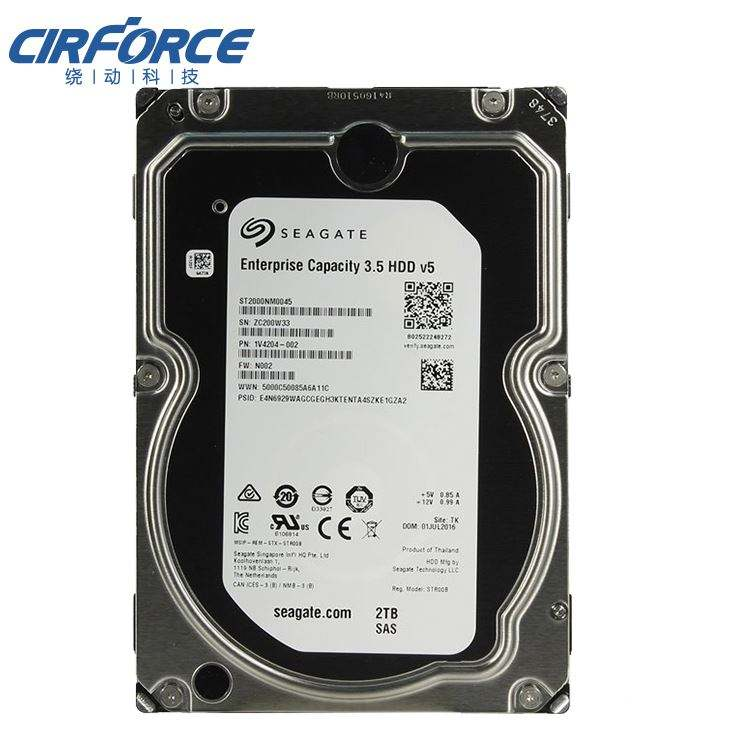 ST2000NM0045 <span class=keywords><strong>Seagate</strong></span> 2 TB 7.2 K 12G 3.5 Inch SAS Internal HDD Hard Disk