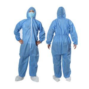 Trabalhador Workwear Coverall Com Botas de alta Qualidade À Prova D' Água