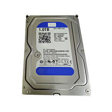 High Quality Used 3.5 Inch Blue 1TB Hard Disk Drive for Desktop