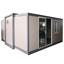 Australian standards 2 bedroom luxury modular homes prefab 20ft 40ft expandable container house