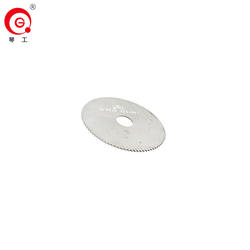 Inexpensive customized size/coating tungsten steel cutting saw blade