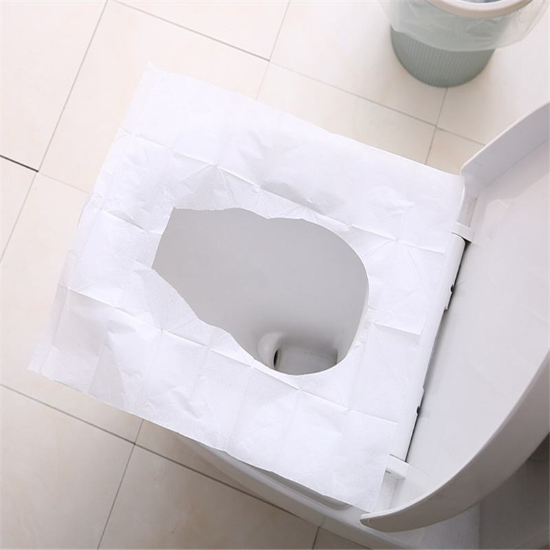 Half fold toilet seat cover paper 2 pack free freight for usa