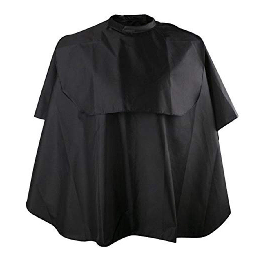 B536 Snap Closure Hair Cape Salon Barber Cape Hair Washing Cape For Cutting Hair