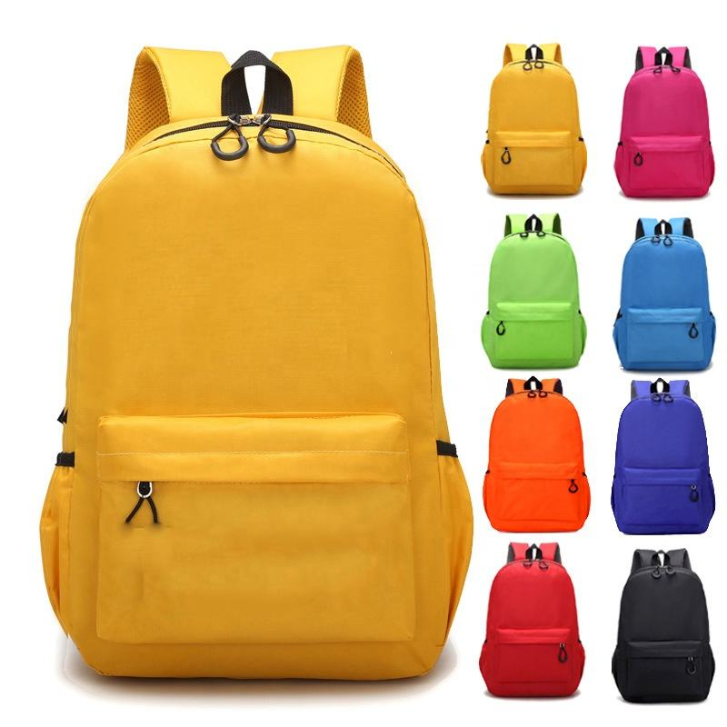 Multifunctional factory sale waterproof children school bags for boys girls kids backpacks 600D primary school bag