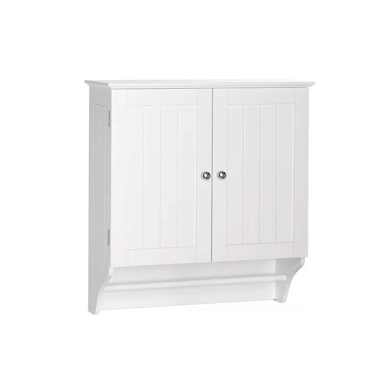 Modern Bathroom 2-door Wall Mounted Cabinet