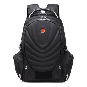 Durable Swiss gear Travel Laptop Backpack with USB Charging Port