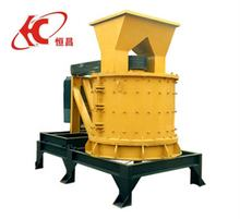 Economic fine powder output concrete furnace slag crusher
