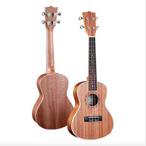 "Top Amazon Selling 23"" 26"" China Ukulele Tenor Ukulele Soprano"