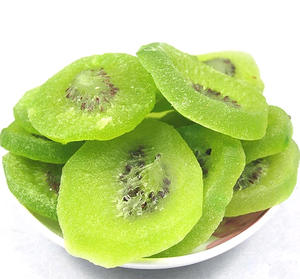 Factory Direct Supply Low Price Dry Fruits Bulk Pack Dried Kiwi Fruit for Wholesale