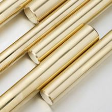 Poway Alloy Efficient Energy Saving Products cutting brass copper material bar for valves,fittings