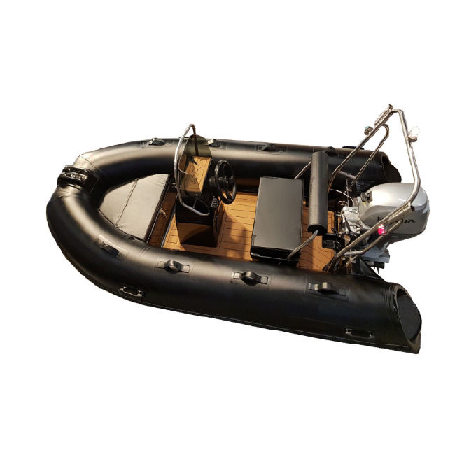 New Design Inflatable Sailing Boat 2-person Rowing Boat