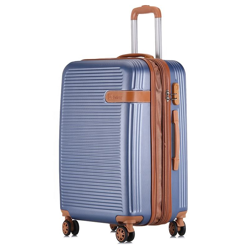 Gear Up ABS PC valise travel set customized smart luggage