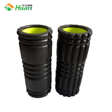 Hot selling Mind Body Future EVA+ABS Foam Roller with logo printing