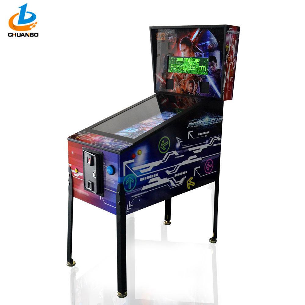 Монета работает китайский Stern аркадные азартные игры видео пинбол игровой автомат для продажи